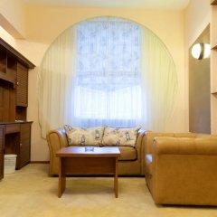 Гостиница Максима Заря 3* Люкс Морской с различными типами кроватей