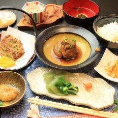 Отель Minshuku Nicoichi Якусима питание