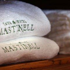 Cava & Hotel Mastinell 5* Номер Бизнес с различными типами кроватей фото 4