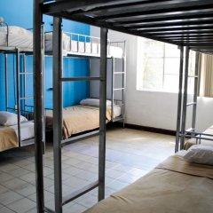 Hostel Hospedarte Chapultepec Кровать в общем номере фото 2