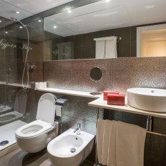 Отель Migjorn Ibiza Suites & Spa 4* Люкс с различными типами кроватей