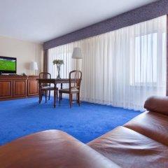 Marins Park Hotel Novosibirsk 4* Люкс апартаменты с различными типами кроватей фото 2