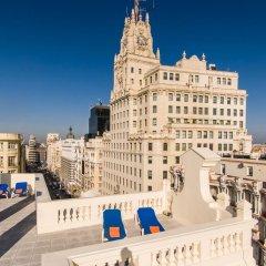 Отель NH Collection Madrid Gran Vía Испания, Мадрид - 1 отзыв об отеле, цены и фото номеров - забронировать отель NH Collection Madrid Gran Vía онлайн фото 12