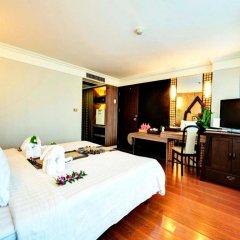 Jomtien Garden Hotel & Resort 4* Номер Делюкс с различными типами кроватей фото 17