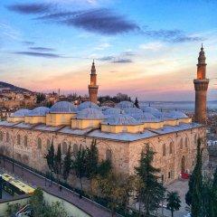 Kent Hotel Турция, Бурса - отзывы, цены и фото номеров - забронировать отель Kent Hotel онлайн бассейн