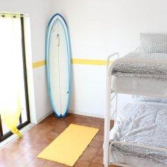 Rich & Poor Hostel Albufeira сейф в номере