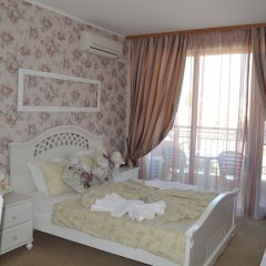 Hotel Deykin Солнечный берег комната для гостей