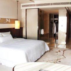 The Westin Pazhou Hotel Номер Делюкс с различными типами кроватей фото 6