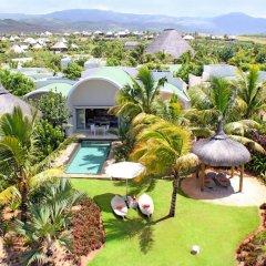 Отель SO Sofitel Mauritius 5* Номер Делюкс с различными типами кроватей фото 9