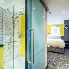 Отель Kenneth Mackenzie Великобритания, Эдинбург - отзывы, цены и фото номеров - забронировать отель Kenneth Mackenzie онлайн ванная фото 2
