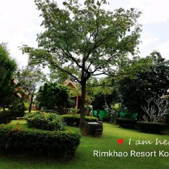 Отель Rim Khao Resort парковка