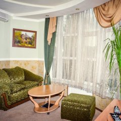 Гостиница Атлантида 2* Семейный люкс с двуспальной кроватью фото 3
