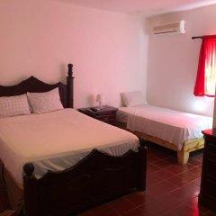 Отель Bocachica Beach Hotel Доминикана, Бока Чика - отзывы, цены и фото номеров - забронировать отель Bocachica Beach Hotel онлайн комната для гостей фото 4