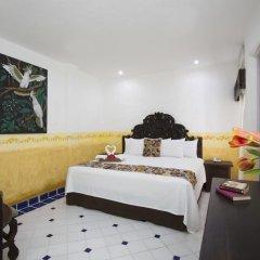 Отель Casa Doña Susana 2* Стандартный номер с различными типами кроватей фото 2