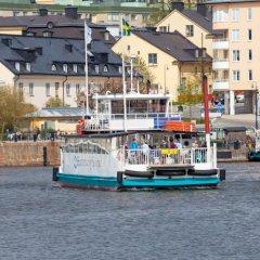 Отель Apartdirect Hammarby Sjostad Стокгольм приотельная территория фото 2