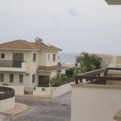 Отель Polyxenia Isaak Villa 30 Кипр, Протарас - отзывы, цены и фото номеров - забронировать отель Polyxenia Isaak Villa 30 онлайн балкон