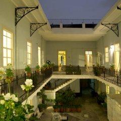 Отель Casa San Ildefonso Мехико бассейн