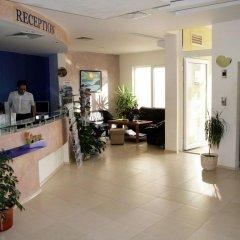 Отель Sunny Болгария, Созополь - отзывы, цены и фото номеров - забронировать отель Sunny онлайн интерьер отеля