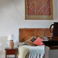 Отель Hacienda de San Rafael 3* Стандартный номер разные типы кроватей фото 6