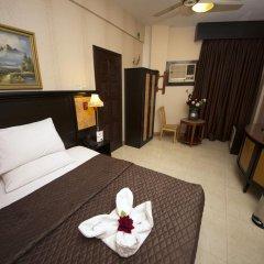 Rahab Hotel Стандартный номер с различными типами кроватей фото 9