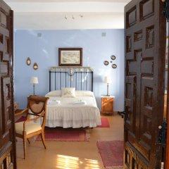 Отель El Escudo de Calatrava Номер категории Эконом с различными типами кроватей фото 2