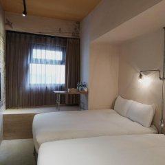 Cho Hotel 3* Стандартный семейный номер с различными типами кроватей фото 2