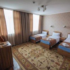Hotel SunRise Osh Стандартный номер с различными типами кроватей фото 6