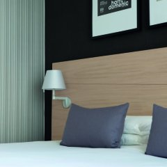 Radisson Blu Hotel, Glasgow 4* Номер Бизнес с различными типами кроватей фото 7