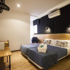 Отель Hostal CC Malasaña Стандартный номер с двуспальной кроватью фото 7