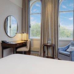 Hilton Glasgow Grosvenor Hotel 4* Номер Делюкс с двуспальной кроватью фото 3