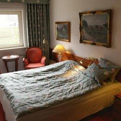 Hotel Postgaarden 3* Стандартный номер с двуспальной кроватью фото 8