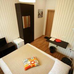 City Hostel Стандартный номер двуспальная кровать фото 9