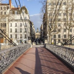 Отель Like Home Corneille Франция, Лион - отзывы, цены и фото номеров - забронировать отель Like Home Corneille онлайн фото 5