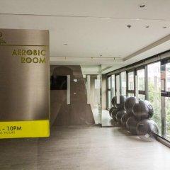 Отель The Cozy@The Base Pattaya 3* Стандартный номер с разными типами кроватей фото 25