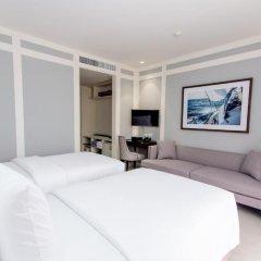 Отель Sugar Marina Resort - ART - Karon Beach 4* Номер Делюкс с двуспальной кроватью фото 4