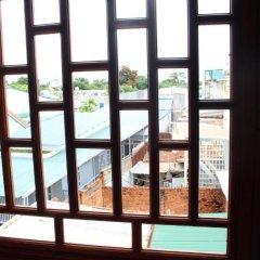 H&T Hotel Daklak Стандартный номер с различными типами кроватей фото 5