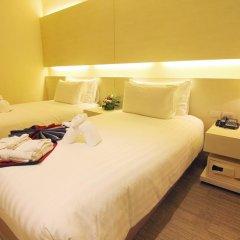 Отель Aspira Hiptique Sukhumvit 13 3* Номер Делюкс с различными типами кроватей фото 2