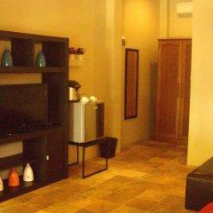 Отель Pictory Garden Resort 3* Номер Делюкс с разными типами кроватей фото 6