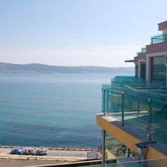 Отель Aparthotel Belvedere пляж