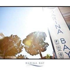 Hotel Marina Bay фото 2