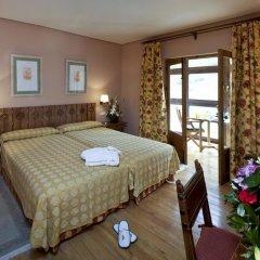 Отель Parador de Fuente De 3* Стандартный номер с различными типами кроватей фото 5