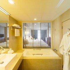 Signature Pattaya Hotel 4* Улучшенный номер с различными типами кроватей фото 3