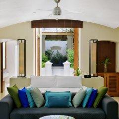 Отель Conrad Maldives Rangali Island 5* Люкс с различными типами кроватей фото 5