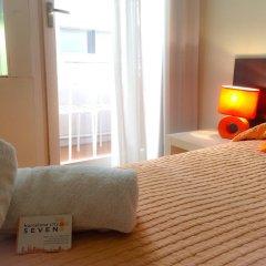 Отель Barcelona City Seven Стандартный номер фото 6
