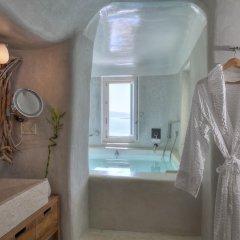 Mystique, a Luxury Collection Hotel, Santorini 5* Вилла с различными типами кроватей фото 3