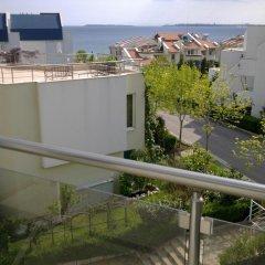 Отель Villa Blue Sky Болгария, Свети Влас - отзывы, цены и фото номеров - забронировать отель Villa Blue Sky онлайн балкон