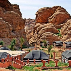 Отель Seven Wonders Bedouin Camp Иордания, Вади-Муса - отзывы, цены и фото номеров - забронировать отель Seven Wonders Bedouin Camp онлайн фото 5