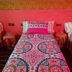 Отель Khasbah Casa Khamlia Марокко, Мерзуга - отзывы, цены и фото номеров - забронировать отель Khasbah Casa Khamlia онлайн комната для гостей фото 4