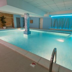 Отель Tulip Inn Putnik Белград бассейн фото 2