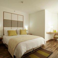 Отель Cosmos Cali 3* Улучшенный номер с различными типами кроватей фото 5